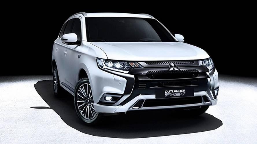 Mitsubishi Outlander PHEV 2019 ganha retoques no visual e novo motor 2.4