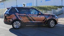 Land Rover Discovery 2017 Foto Spia