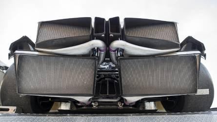 Rendkívül összetett motor mozgatja a BMW M8 GTE versenyautót