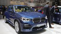 Alpina XD3 at the 2018 Geneva Motor Show