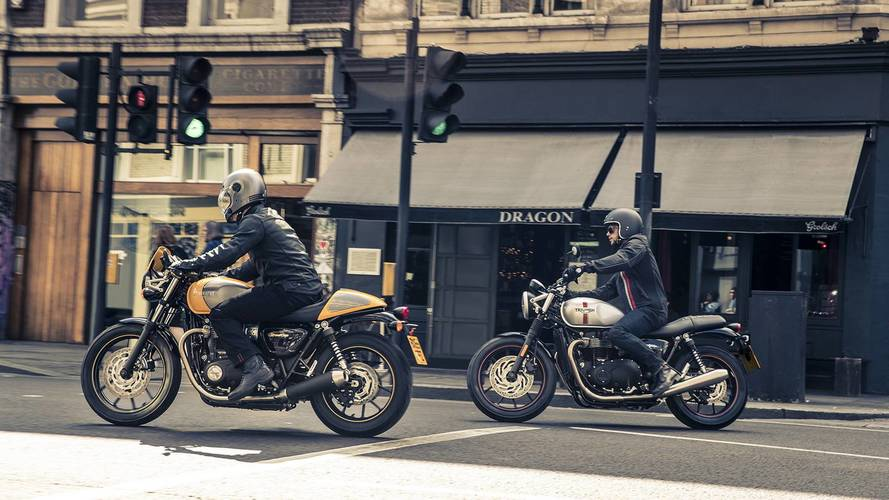 Open Days & Black Weekend Triumph Motorcycles 2018
