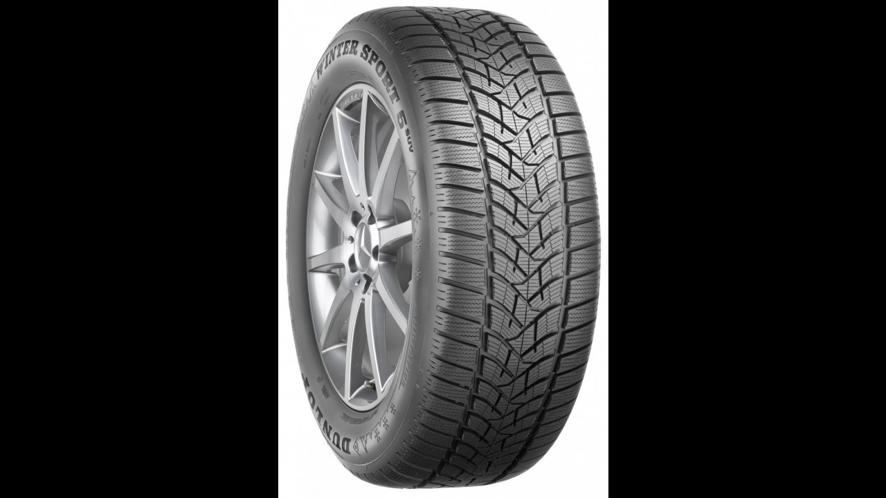 Dunlop Winter Sport 5 SUV 001