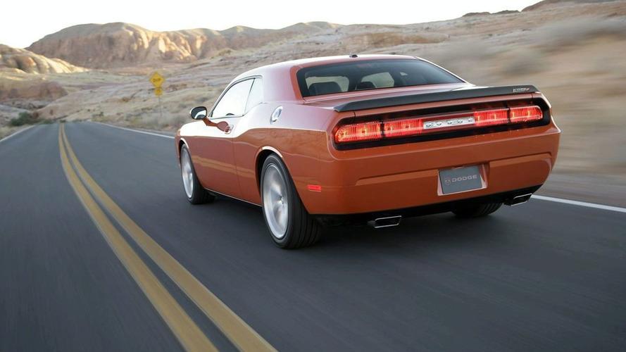 Leaked: Dodge Challenger SRT8 Rear End