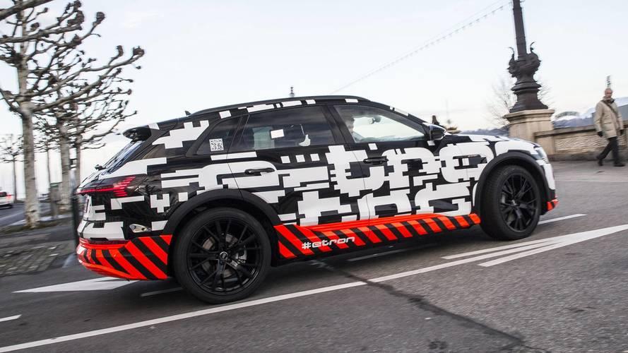 Abiertas las reservas del Audi e-tron en España
