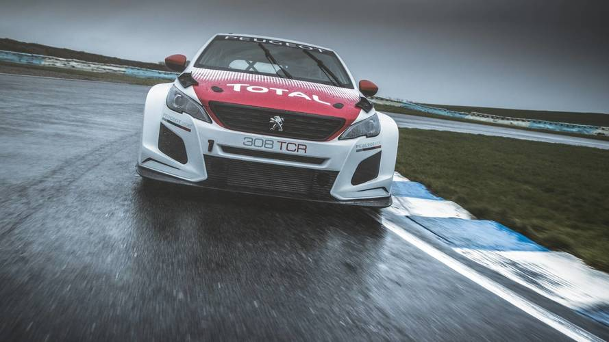 Peugeot unveils 308TCR for new touring car championship