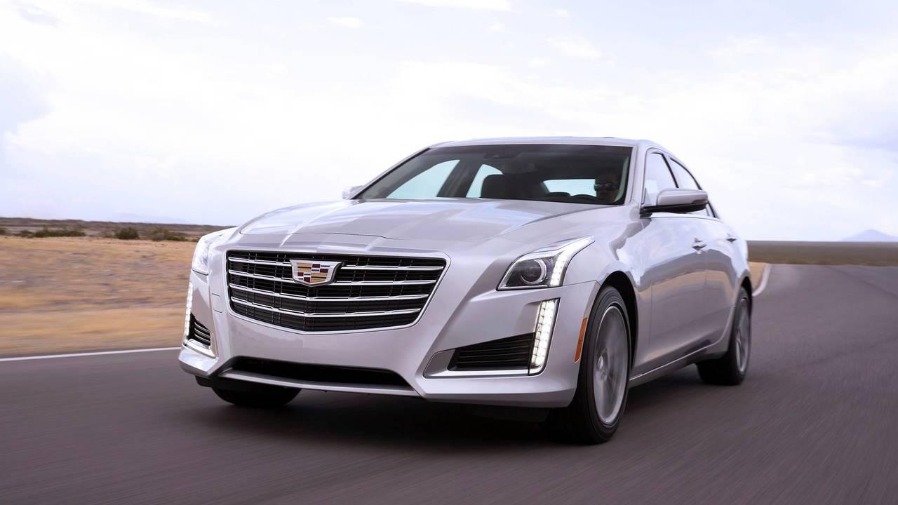 4. Cadillac CTS