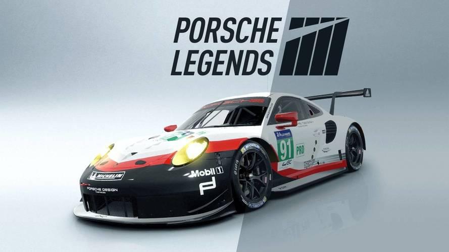 Vidéo - Porsche introduit ses légendes dans Project CARS 2