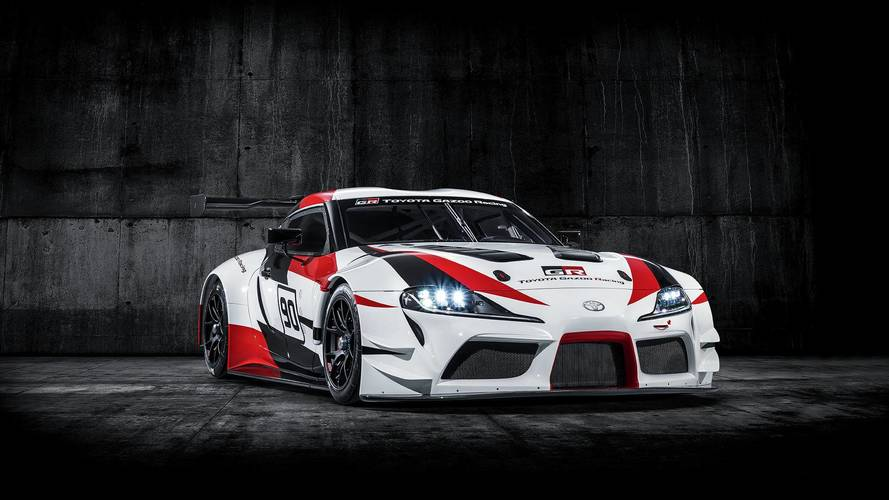 Is The Toyota Supra Really Going To Nascar?