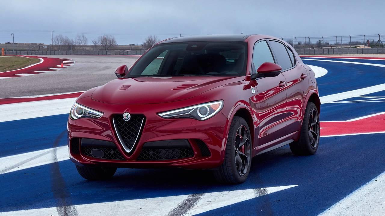 2018 Alfa Romeo Stelvio Quadrifoglio