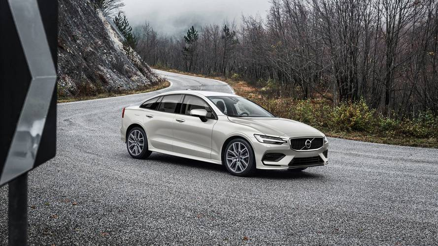 Száműzik a dízelmotort az új Volvo S60-ból