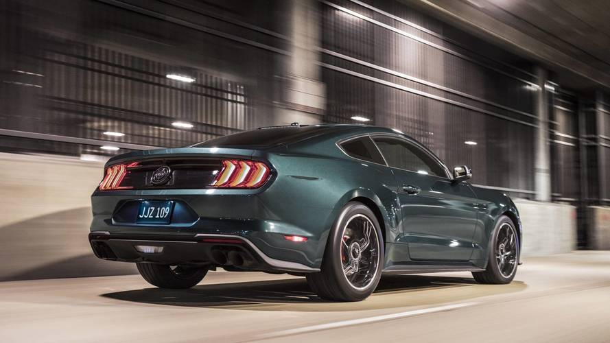 El primer Ford Mustang Bullitt 2018, subastado por 245.000 euros