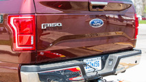 2016 Ford F-150 with Pro Trailer Backup Assist