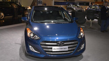 2016 Hyundai Elantra GT live in Chicago