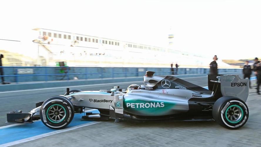 Mercedes still favourite for 2015 - Haug