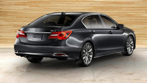 2014 Acura RLX priced from 48,450 USD