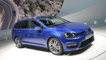 Volkswagen Golf Estate R-Line concept bows in Geneva