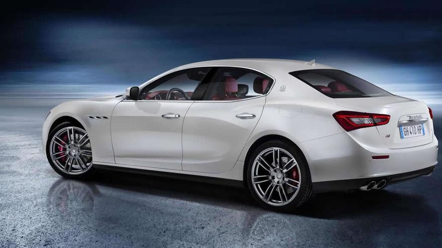 2014 Maserati Ghibli leaked ?
