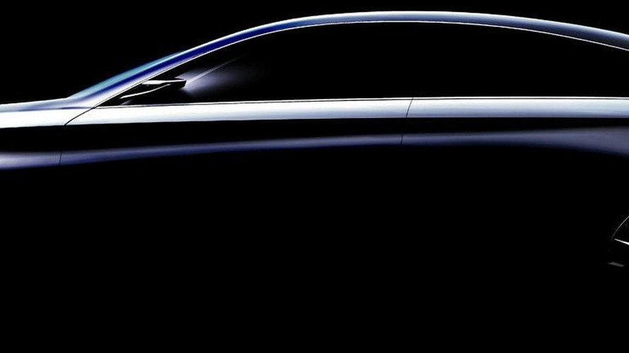 Hyundai HCD-14 concept new images released - previews the next-generation Genesis