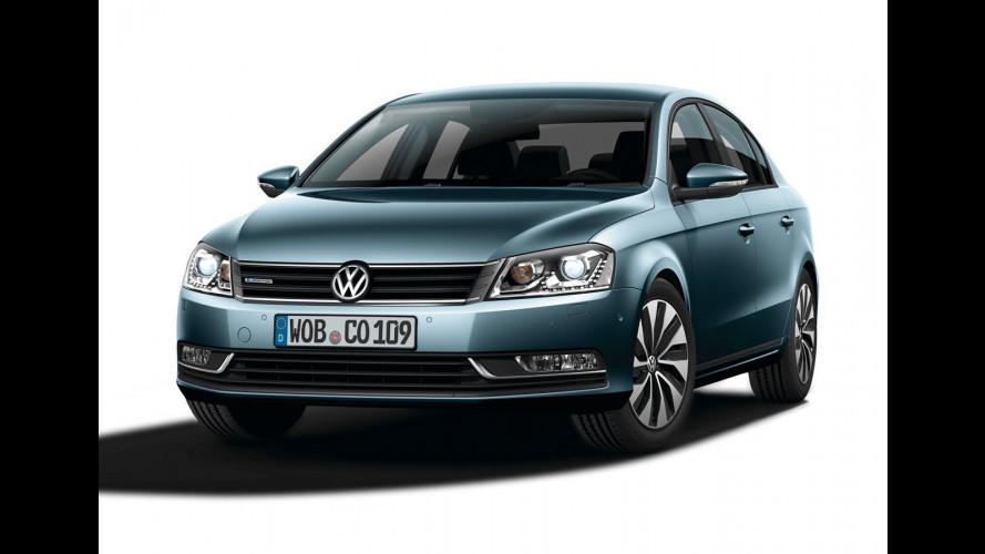 Volkswagen Passat da record: 2.545 km con un pieno