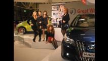 Great Wall e Compagnia Italiana al Motor Show 2010
