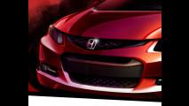 Honda Civic Concept a Detroit