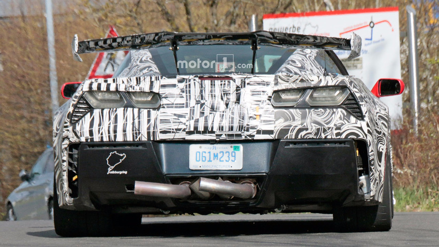 Check Out Weird Exhausts For Quieting the Corvette ZR1