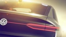 2017 Volkswagen I.D. concept teaser