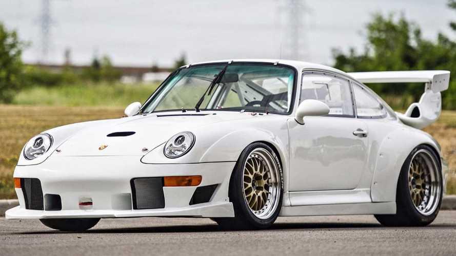 Vente record pour une Porsche 911 GT2 Evo !
