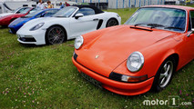 Porsche 911 at 2017 Goodwood Festival of Speed