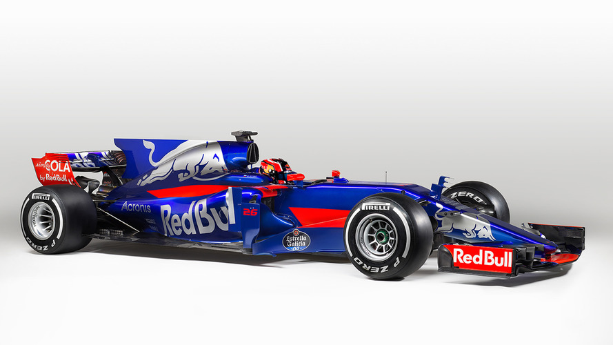 Honda Targets Top Three With Toro Rosso In 2018