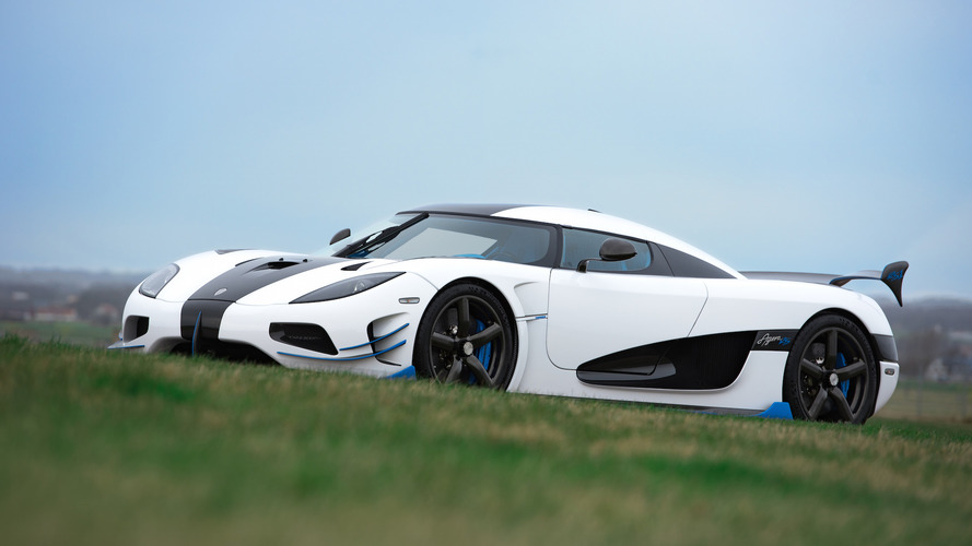 Koenigsegg Bringing Another 1,360-HP Agera One-Off To New York