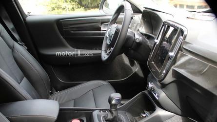 2018 Volvo XC40 Spied Inside