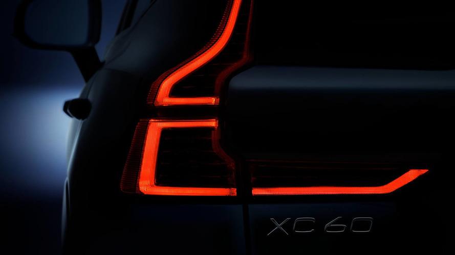 Photo officielle en fuite Volvo XC60 2017