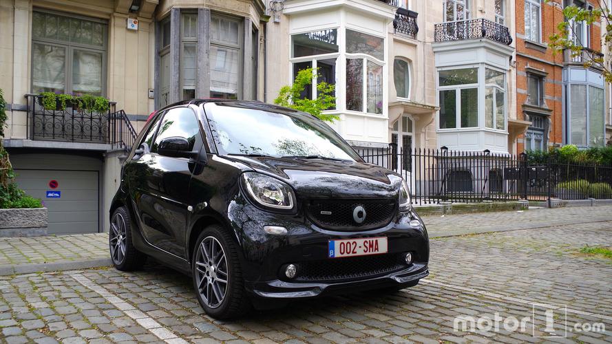 Essai Smart Fortwo Cabrio Brabus Xclusive - Pour citadin pressé