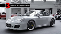 Porsche Exclusive Video Screenshots