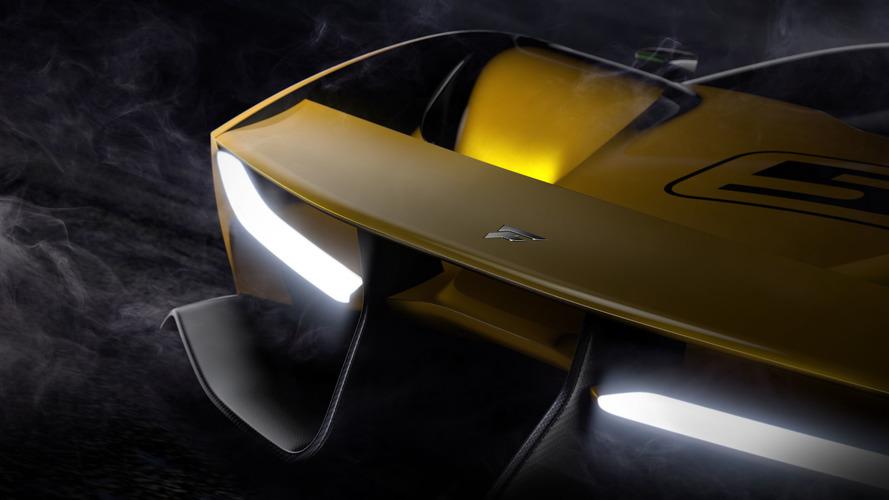 Fittipaldi'nin süper otomobilinin yeni teaser'ının konusu karbon fiber