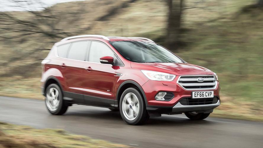 2017 Ford Kuga Review