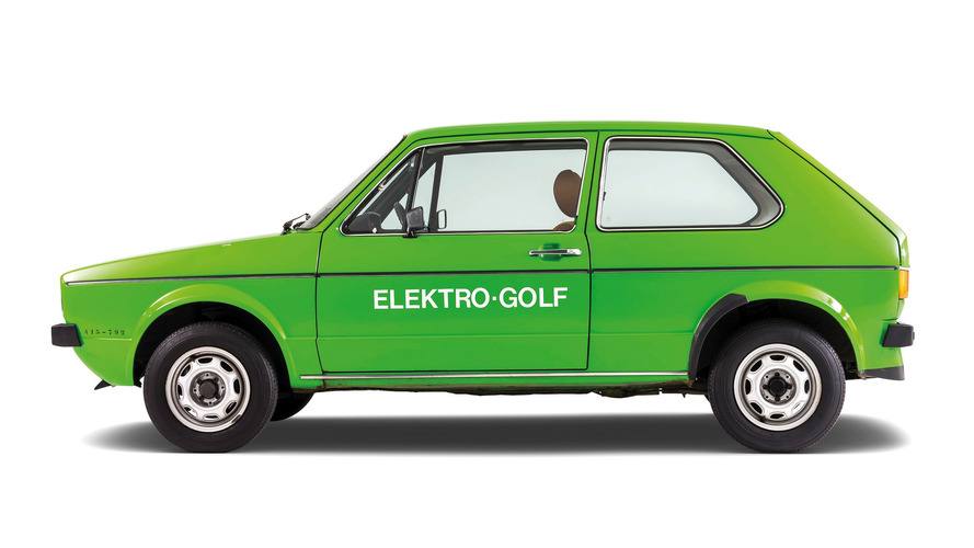 VW Brings Early EV Prototypes, Rare Sporty Sleepers To Techno Classica