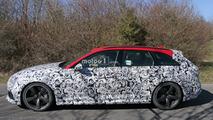 2018 Audi RS4 Avant casus fotoğrafları