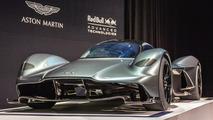 Aston Martin AM-RB 001 hybrid en Toronto
