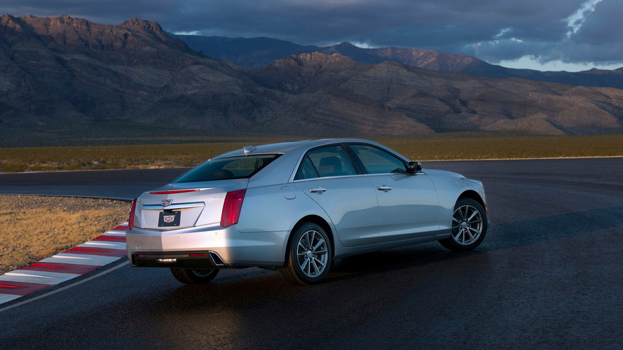 2017 Cadillac CTS V2V sistemi
