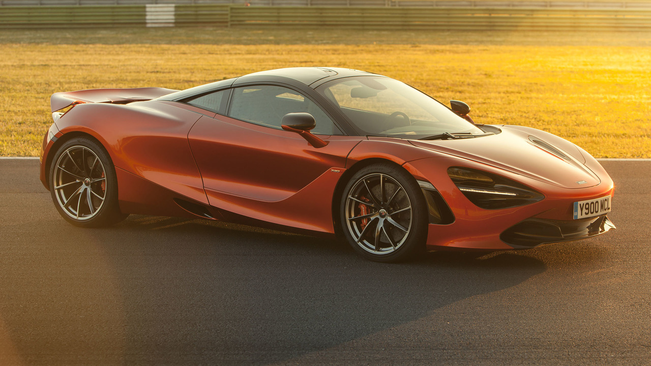 2017 McLaren 720S: First Drive
