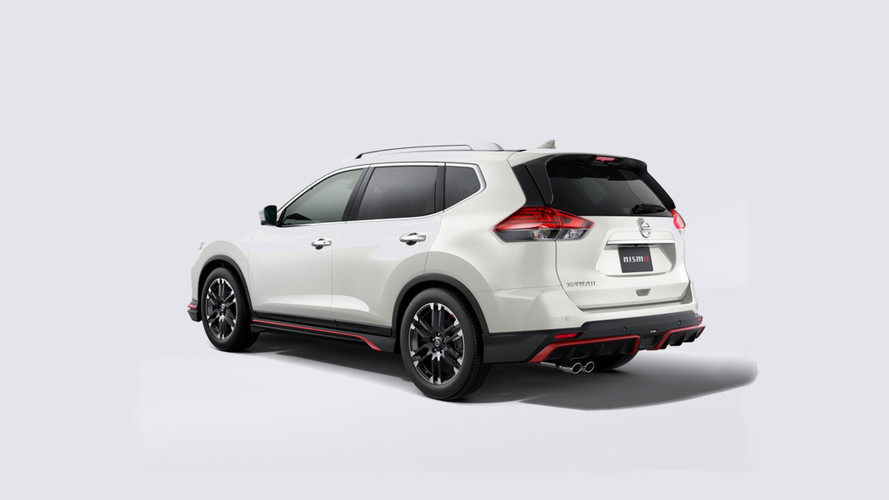 2017 Nissan X-Trail Nismo Performance Package