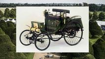 Arnold Benz Motor Carriage