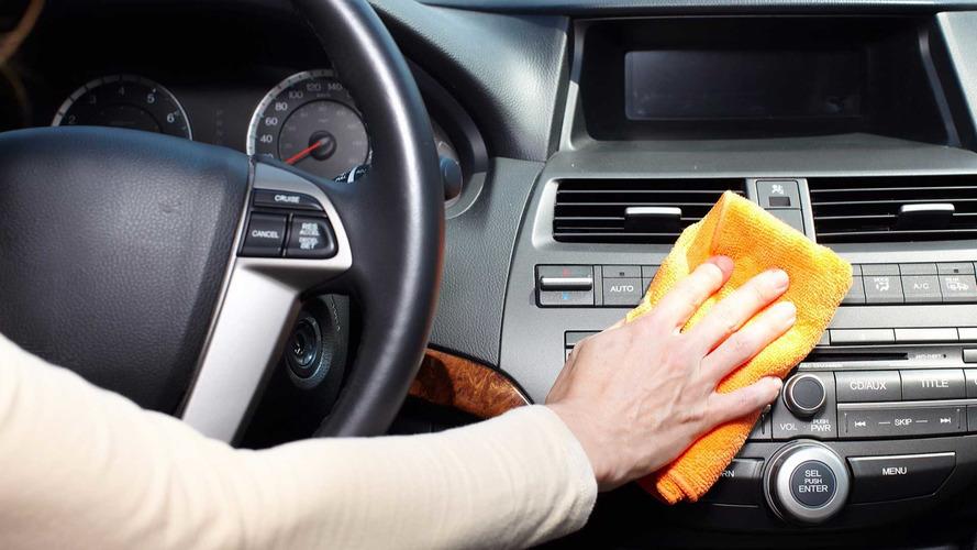 L'habitacle de votre voiture est plus sale que vos toilettes