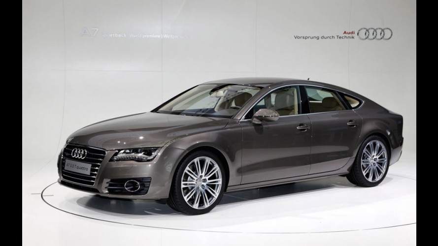 Audi inicia 2013 na liderança entre marcas Premium