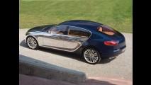 Cancelado: Bugatti desiste de produzir super-sedã Galibier