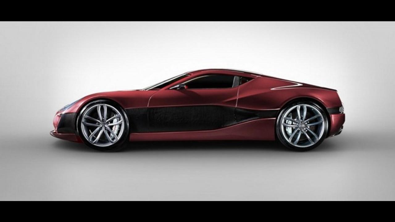 Vídeo: Rimac Concept One de 1088 cv em testes na Croácia
