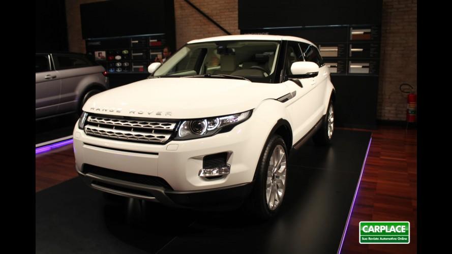 Land Rover inaugura sua concessionária número 30