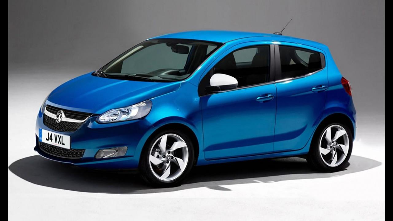 Novo compacto global da GM, Viva será apresentado no Salão de Paris